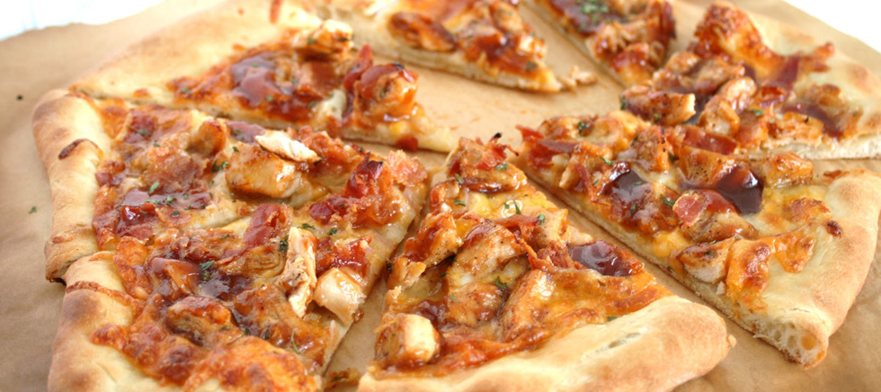 BBQ Chicken Special Pizza